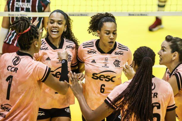 Lorenne Sesc RJ Flamengo