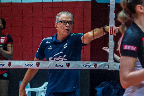 Bernardinho Sesc RJ Flamengo