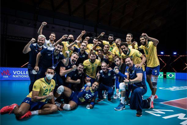 Brasileira seleção